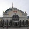 Железнодорожные вокзалы в Витиме