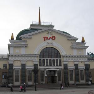 Железнодорожные вокзалы Витима